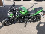 Lemmings72's 2018 Kawasaki Z650